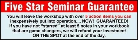 five-star-seminar-guarantee