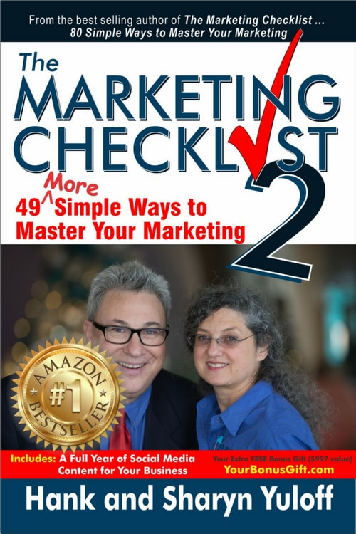 the marketing checklist-2