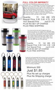 black friday special promotional products