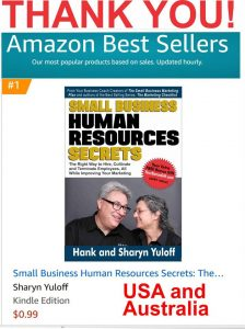 small business human resources secrets best seller