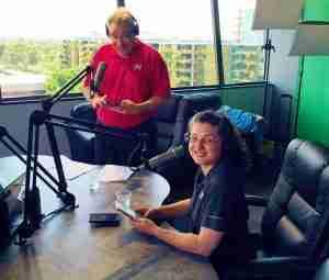 the marketing checklist radio show