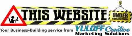 This website under construction still live in 2020