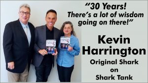 Yuloff Creative with Kevin Harrington of Shark Tank