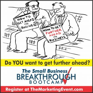 What a difference a day makes at The Small Business Breakthrough Bootcamp